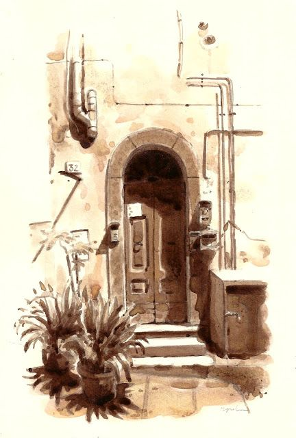 Viterbo, Italy - Fred Lynch