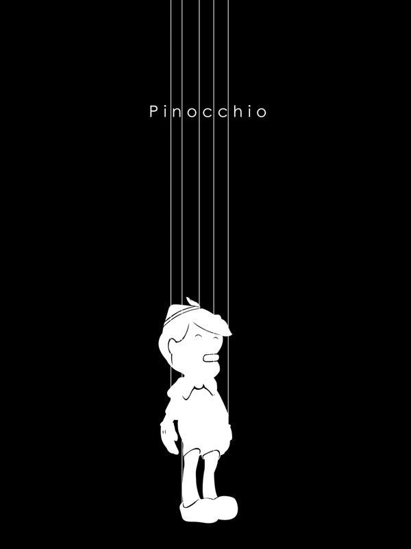 17 best images about pinocho pinocchio on pinterest for Minimal art generator