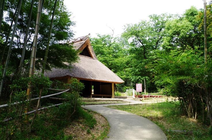 Farm house from Settsu-Nose, Osaka