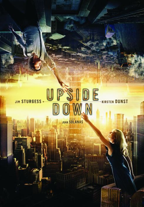 Upside Down Movie one of my favorites good love story  watch it if u haven't!!!