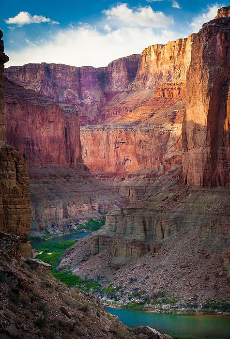 ✯ The Marble Canyon section of the Grand Canyon