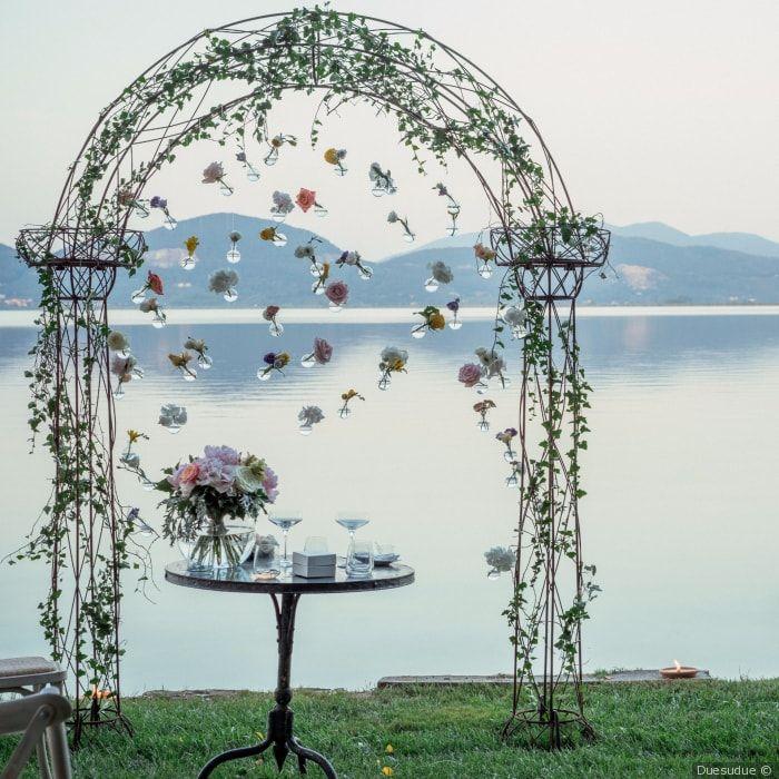 Oltre 25 fantastiche idee su decorazioni nuziali su - Decorazioni sospese ...