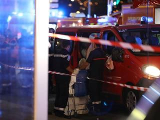bastille day truck attack video