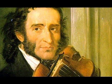 Николо Паганини. Лучшее (The Best of Paganini) - YouTube