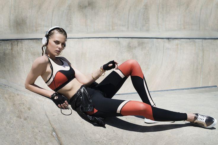She's A Goddess - Red www.lurv.com.au #lurvsportswear #lurvlife
