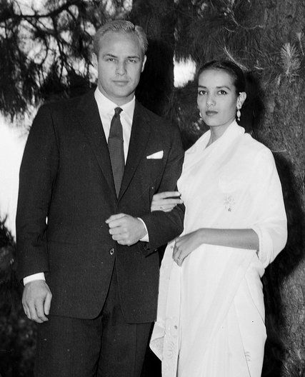 New York Times: Aug. 26, 2015 - Obituary: Anna Kashfi, Brando's first wife, dies at 80