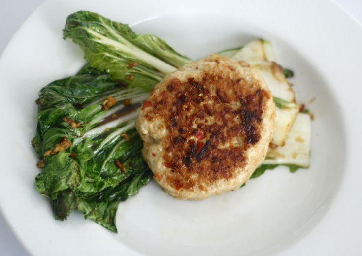 thaise kipburger/kalkoen CLF