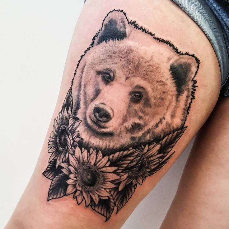 Bear Tattoo With Cub: 38 Best Milo's Room Images On Pinterest