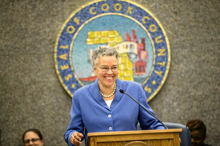 Like her counterpart at City Hall, Cook County Board President Toni Preckwinkle hopes to persuade state lawmakers to help her stabilize the county's underfunded public pension system. Preckwinkle can look forward to winning a second term;  she faces no Democratic primary opposition and so far no Republicans are challenging her in November. She could end up with some controversial company, as two former federal prison inmates are running for County Board seats. She also hopes to gain more…