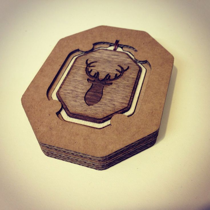 Woodland Jewelry - Product with packaging