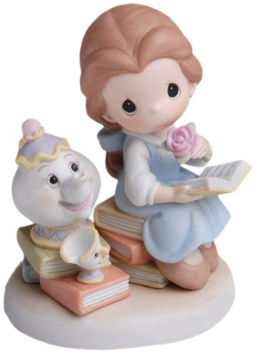 "Precious Moments Disney Collection ""Follow Your Heart"" Figurine Precious Moments"