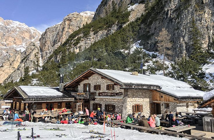 Skiurlaub in den Dolomiten | Reisehappen