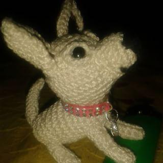 Chihuahua amigurumi