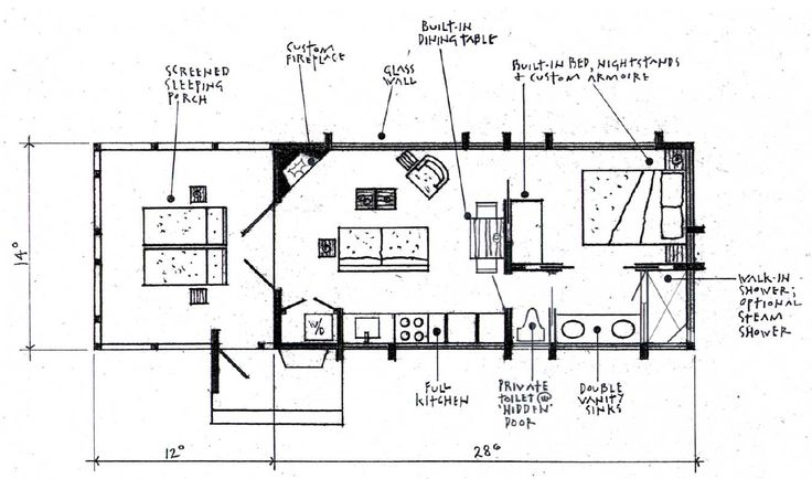 Augusta Rv Floor Plans: 17 Best Images About RV / Wagon / Tiny Home Floor Plans On