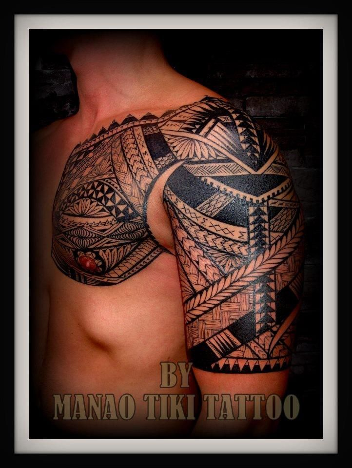 26 best tatau images on pinterest ink polynesian tattoo for Polynesian tiki tattoo