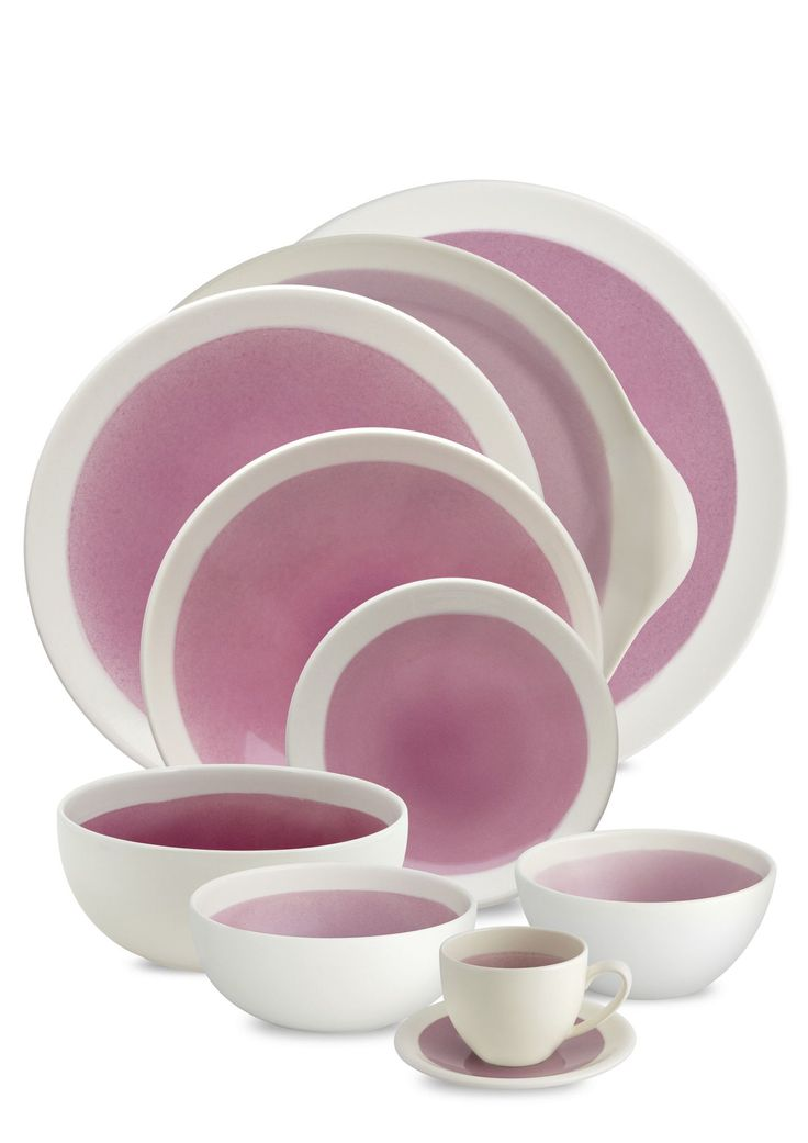 Blur Coffee Cup and Saucer (Set of 2)