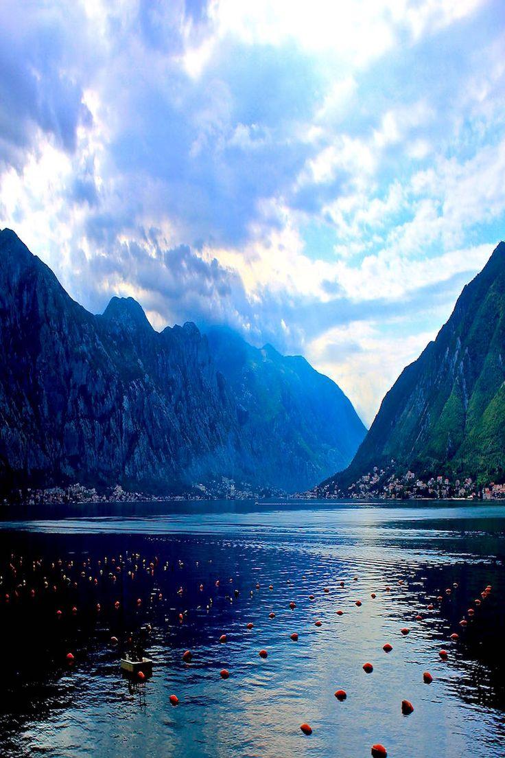 Bay of Kotor, Montenegro - UNESCO World Heritage Site