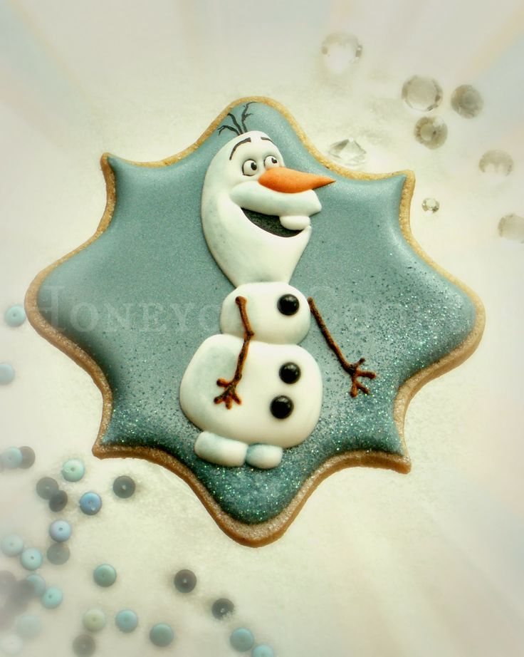 Cake Decoration Olaf : 1000+ ideas about Olaf Cupcakes on Pinterest Cupcake ...