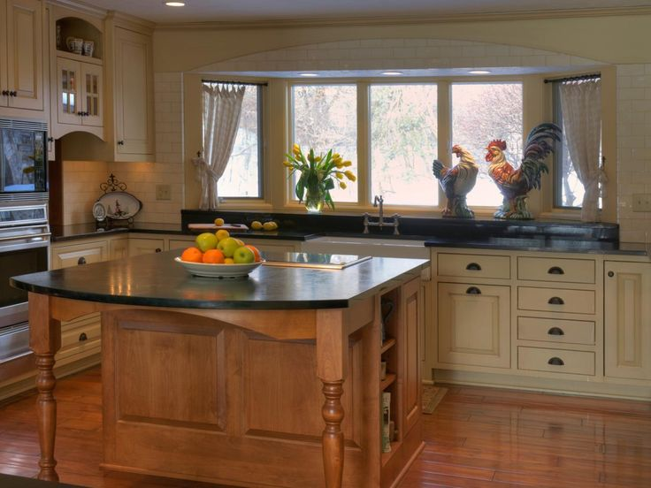 17 best ideas about country kitchen layouts on pinterest for Country kitchen designs layouts
