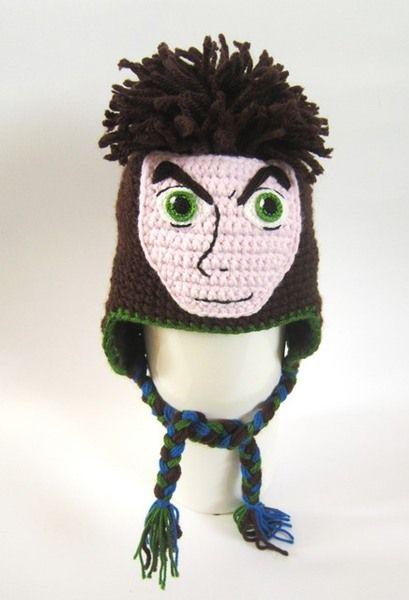 Jesienno- zimowa czapeczka Ben 10 - EDACROCHET - Czapki dla dzieci