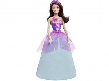 Barbie Super Magia com Acessórios - Mattel