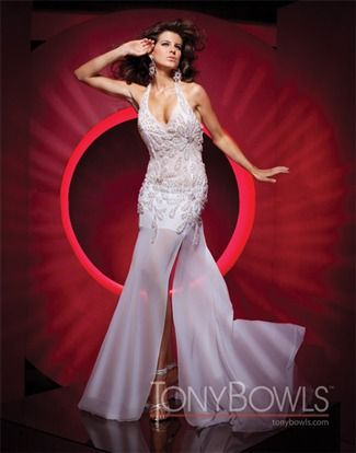 Image of Tony Bowls Collection Special Occasion Dress - 111C34