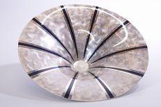 WMF Ikora - verzilverde Art Deco schaal