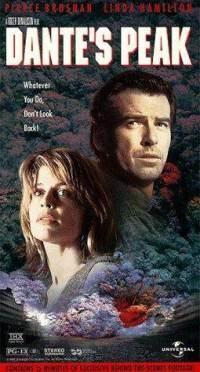 Dante's Peak  -  Linda Hamilton, Pierce Brosnan, Jamie Renee Smith, Jeremy foley, Elizabeth Hoffman -  1997