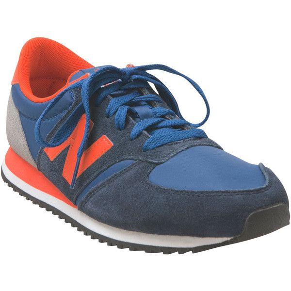 new balance 420 blue orange