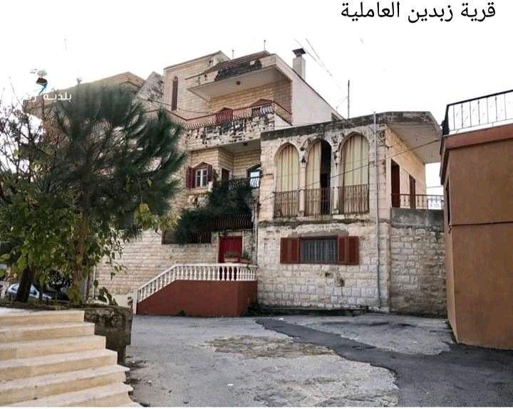 من بيوت زبدين جنوب لبنان House Styles Old Houses Mansions