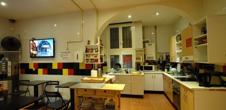 Way Hostel - Madrid/Spain   Nearly 20euros a Day per Person (Average)