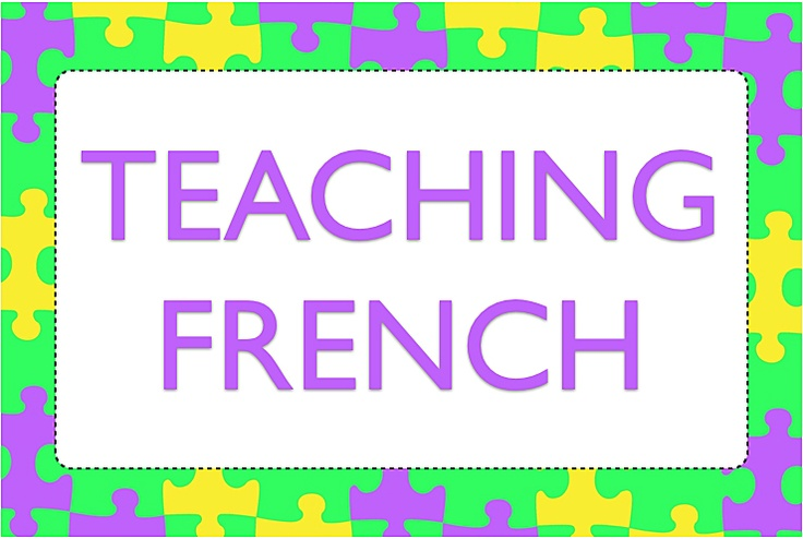 This is a board where you can find products, ideas, tips, images and other pins related to teaching FRENCH.