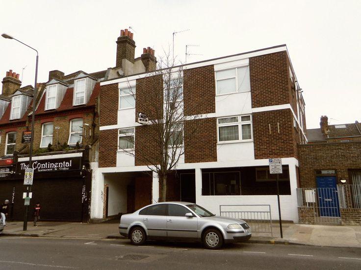 High Street Harlesden NW10 - ex Harlesden Labour Club