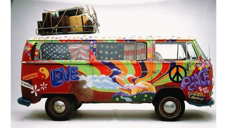 BBC - Autos - Heart-shaped boxes: The 10 grooviest vans