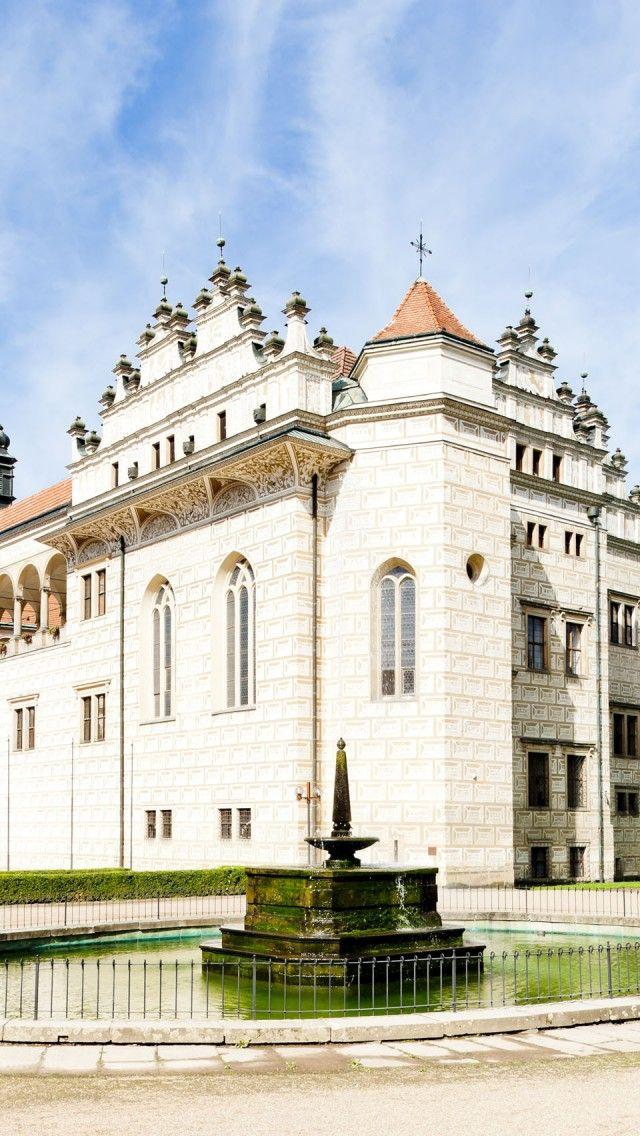 Litomyšl  zamek