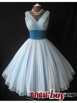 Free shipping Vintage Real Sample Ball Gown V-neck Ruched Short Chiffon Prom Dress PD-7881