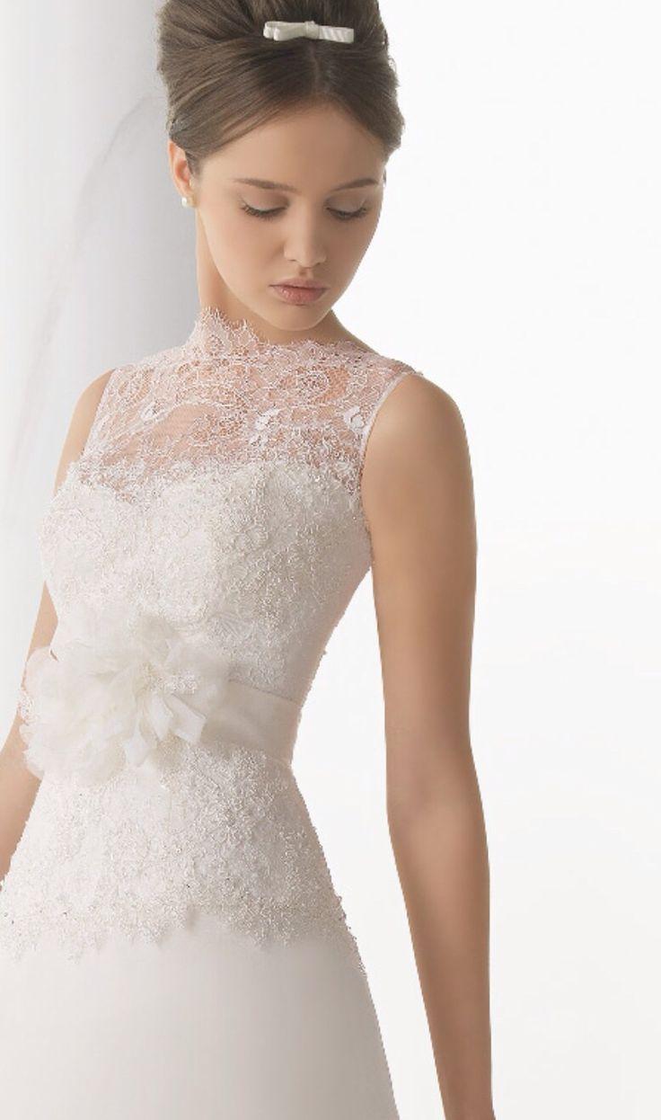 2014 Almanovia - Niza esküvői ruha -Rosa Clará http://lamariee.hu/eskuvoi-ruha/almanovia-2014/niza