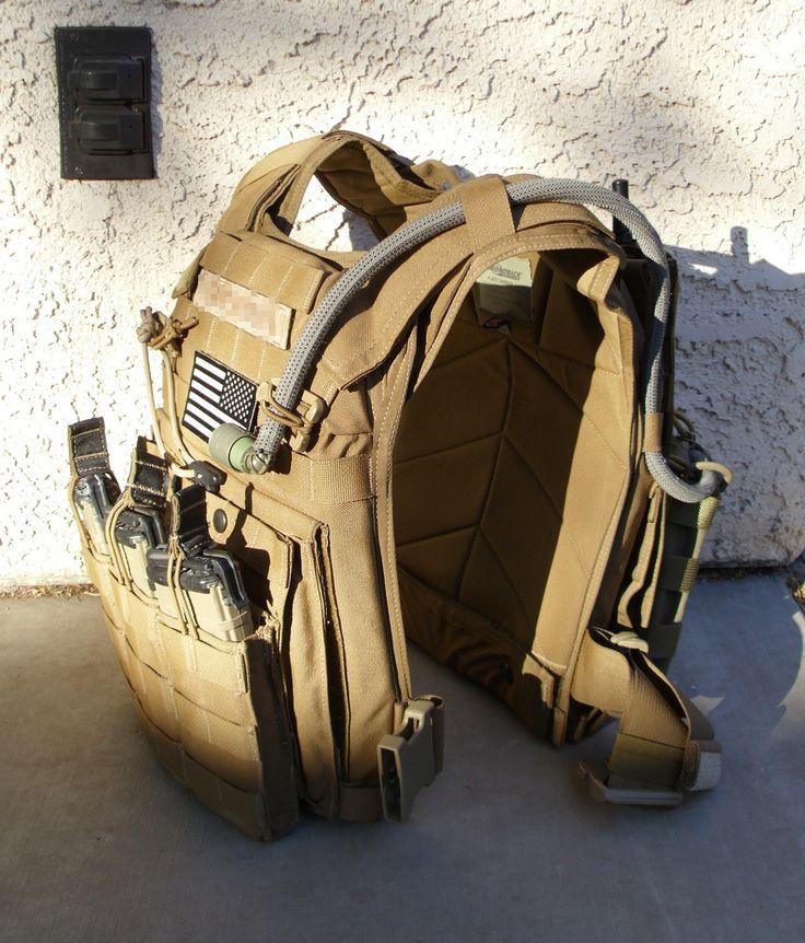 Diamondback Tactical Plate Carrier