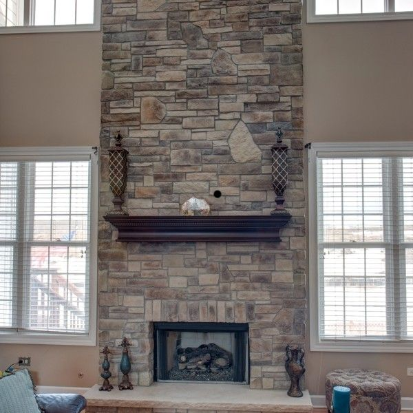 Best 25 fireplace between windows ideas on pinterest for 9 ft wide living room