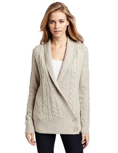 Splendid Women`s Classic Cable Cardigan $169.29: Cable Cardigans, Cardigans 169 29