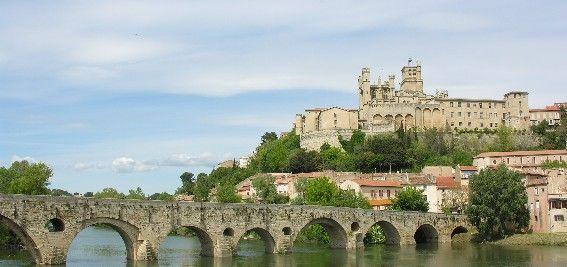 Béziers à Languedoc-Roussillon