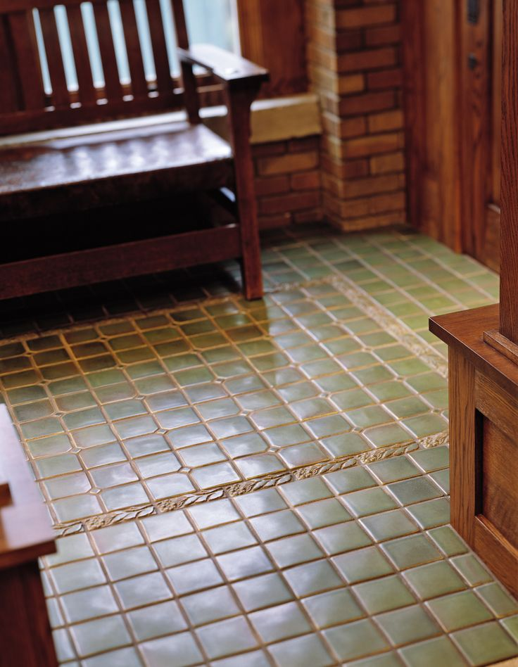 20 best Floors | by Motawi images on Pinterest | Craftsman, Mosaic ...