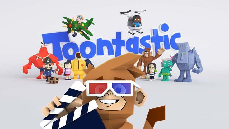 Toontastic 3D is a free mobile application that allows