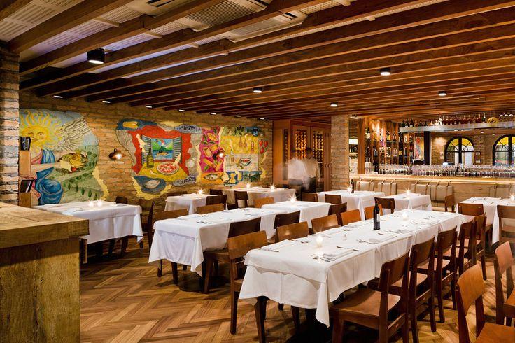 Restaurante Serafina, SP / Triplex Arquitetura