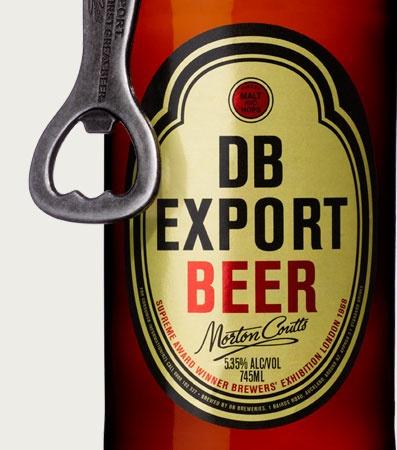 DB Export - The original brew  Dow Design