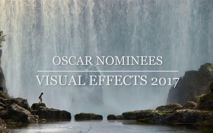 Oscars 2017: Τα καλύτερα οπτικά εφέ των υποψηφίων ταινιών (βίντεο)