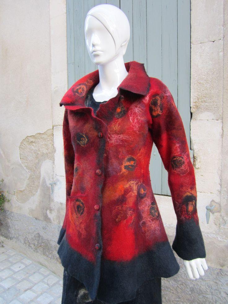 veste feutre nuno www.arlatine-creations.com