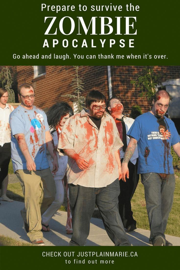 Prepping For The Zombie Apocalypse What Do You Need To Prepare And Do Before It Happens Shtf Zombies Undead Survival Skills Apocalypse Survival Apocalypse