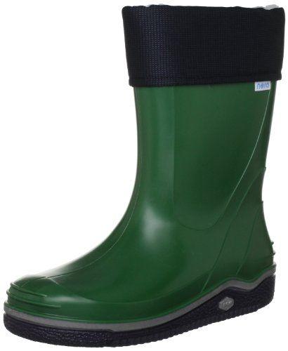 Nora Paolo, Unisex-Erwachsene Kurzschaft Gummistiefel, Grün (grün 55), 35 EU (2.5 Erwachsene UK) - http://on-line-kaufen.de/nora-3/35-eu-nora-paolo-unisex-erwachsene-kurzschaft-3