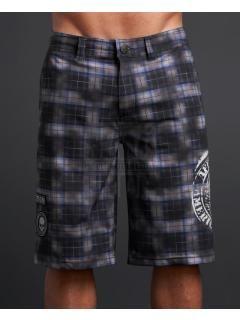 Pánské plážové kraťasy Affliction Phelan   MMA shop - vybavení pro bojové sporty a oblečení   Affliction - dámské a pánské značkové oblečení a doplňky